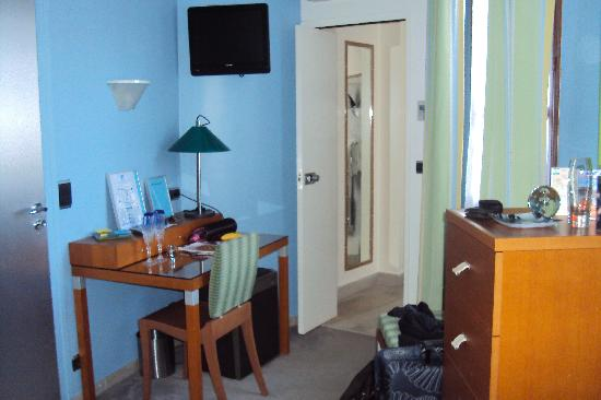 Danemark Hotel: Chambre 13