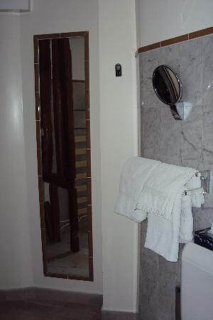 Danemark Hotel: Salle de bains