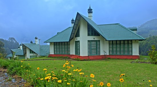 Pazhathottam, Indie: Camp Noel Resort - Cottages