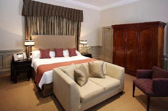 Queensberry Hotel: Deluxe Room