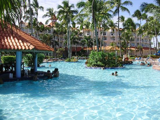 Occidental Caribe: main pool