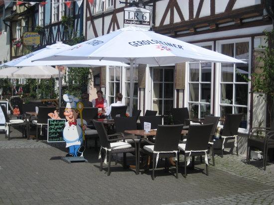 Hotel Restaurant Lange Reihe Sechs
