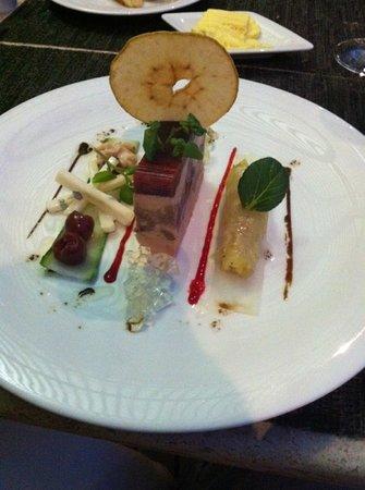 El Cid Restaurant: Foie Gras