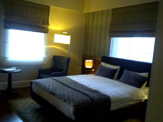 Titanic Business Kartal : Standard room, very comfortable