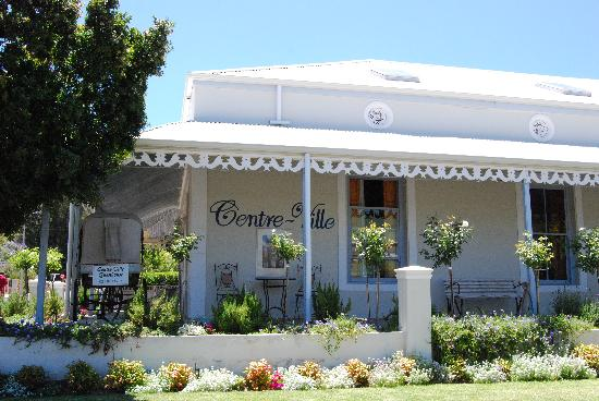 Centre-Ville Guest House: The guest house