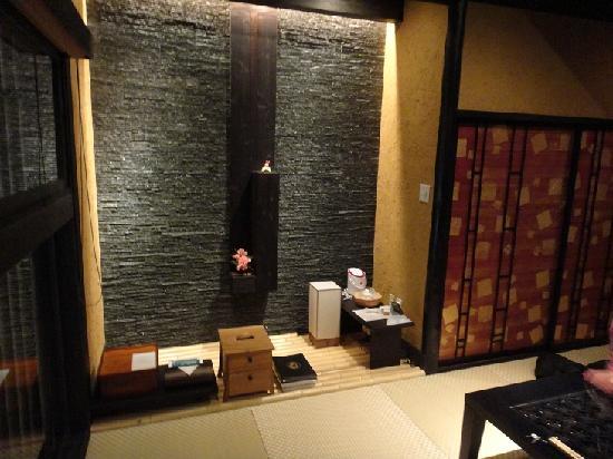 Takefue: 客室(小夜)