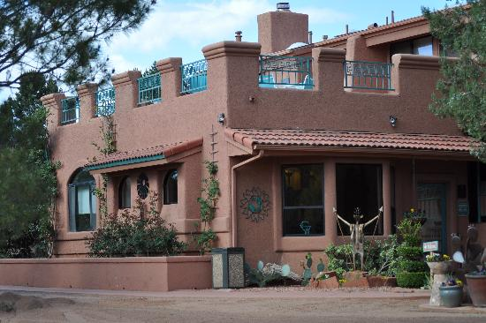 Casa Sedona Inn: the Inn