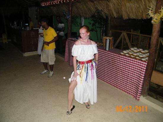 Fiesta 151 : Helen our rep