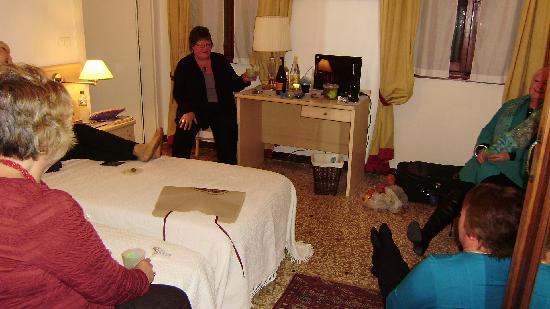 Ca' Turelli: Our room