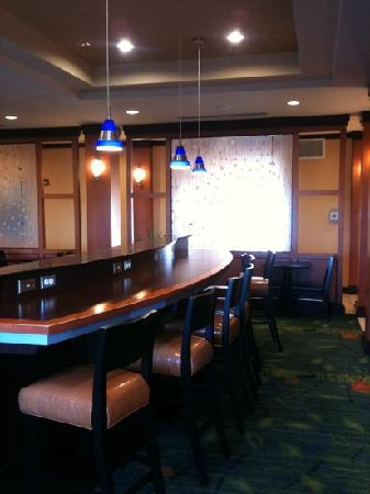 Fairfield Inn & Suites Montgomery-EastChase Parkway: dining room