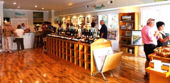 Uncorked by the Sea Wine Shop & Gallery: Wines for everyday and special occasions