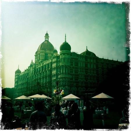 The Taj Mahal Palace, Mumbai : the Taj