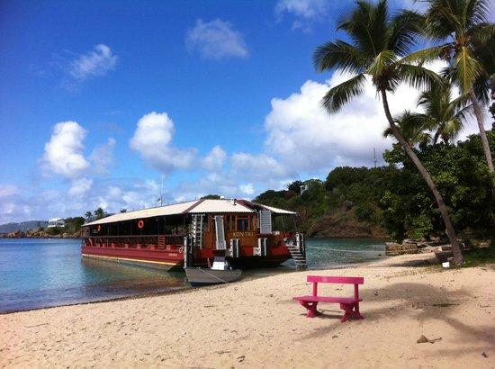 Cruise Ship Excursions The Legendary Kon Tiki Charlotte