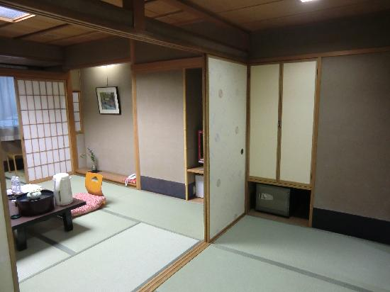 Watazen: Room that can accommodate 5-6 ppl