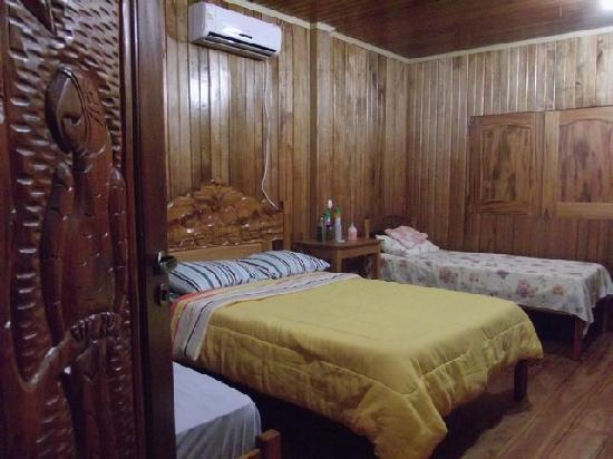 Amazon Arowana Lodge : Chalet