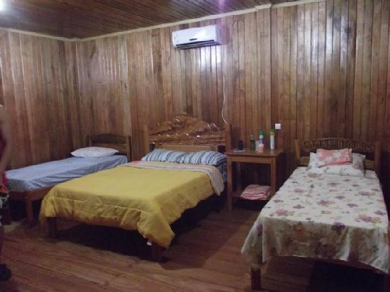 Amazon Arowana Lodge: Room of the Chalets