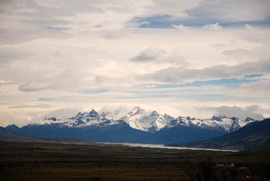 EOLO - Patagonia's Spirit - Relais & Chateaux: the view from our room