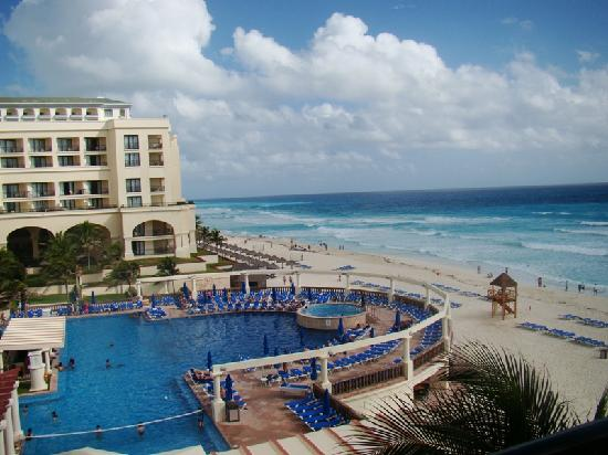 Cancun Marriott Casa Magna Ocean View Room 3rd Floor