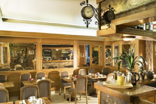 Hotel de la Felicite: Petit déjeuner