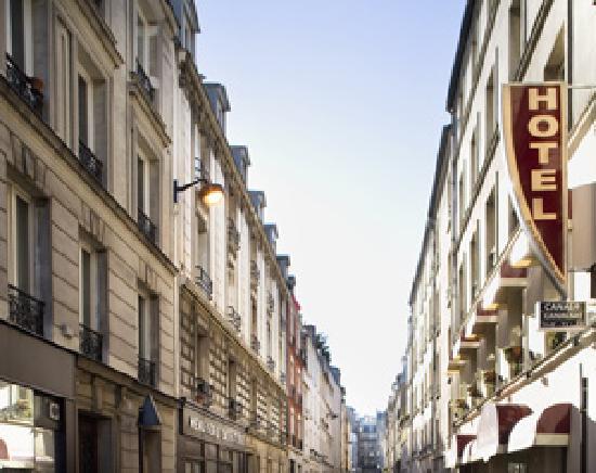Hotel de la Felicite: Rue de la Félicité