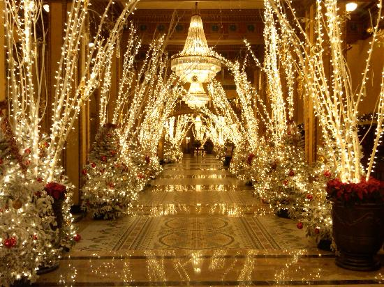 Hotel Lobby Picture Of The Roosevelt New Orleans A