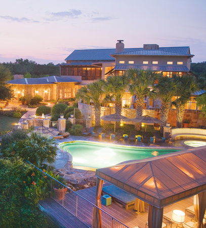 Lake Austin Spa Resort: LakeHouse Spa