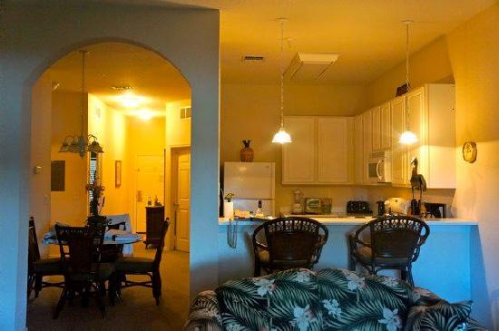 Bahama Bay Resort Orlando by Wyndham Vacation Rentals: Interior of Unit