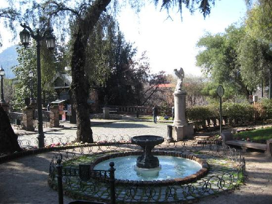 Santiago, Chile: Santa Lucia