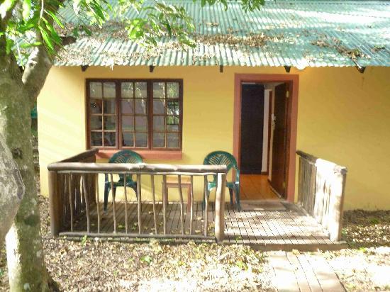 Emdoneni Lodge: Bungalow