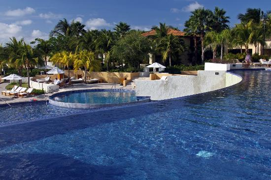 The St. Regis Punta Mita Resort: One of many beautiful pools