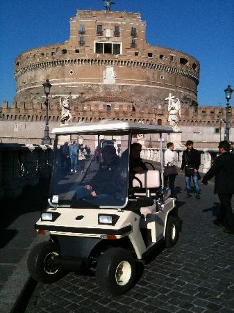 Rome Golf Cart Tours Tripadvisor