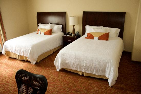 Hilton Garden Inn Augusta: Double Queen Accessible Room