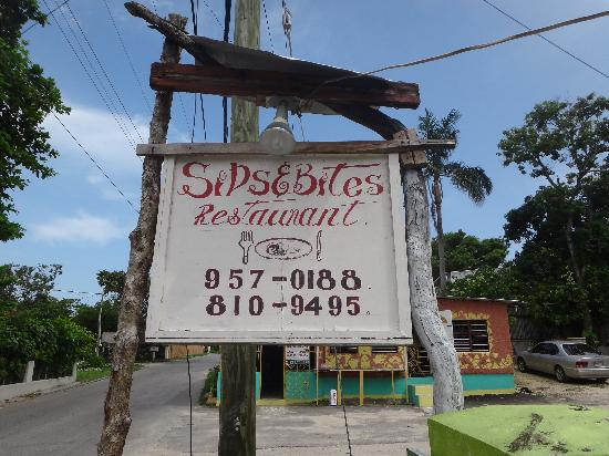 Sips & Bites: Sips and Bites