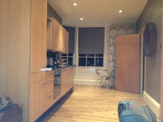 Advocates Apartments Royal Mile: Kitchen Area