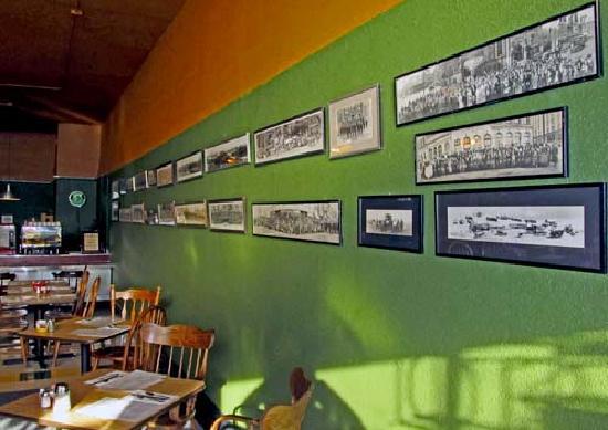 McGuire's Restaurant: Historic photos