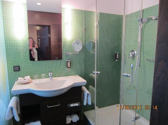 Corbin Feng Shui Business Hotel: Bathroom