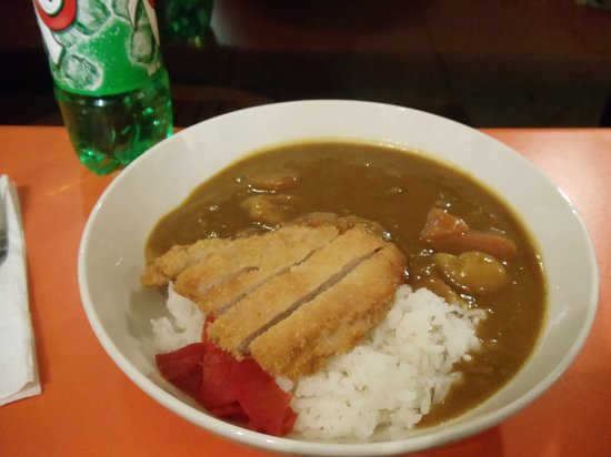 Sasanoki Japanese Kitchen : I ordered the Chicken Katsu Curry. No idea if thats what it's actually called thought. Sorry!