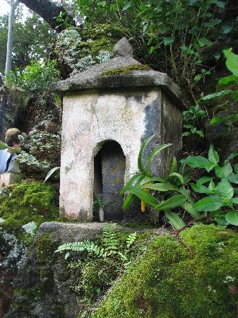 Lawai International Center : typical shrine