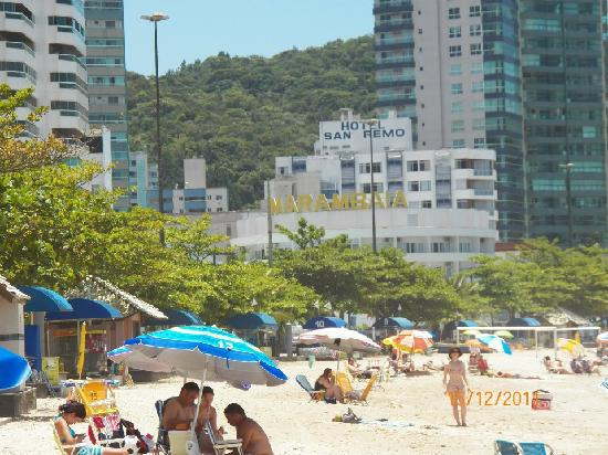 Balneario Camboriu, SC: Hotel Marambaia