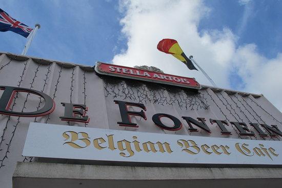 De Fontein Belgian Beer Cafe : Mission Bay De Fontein