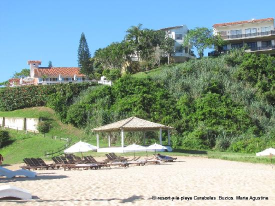 Caravelas Beach: Apa Pau praia das Caravelas
