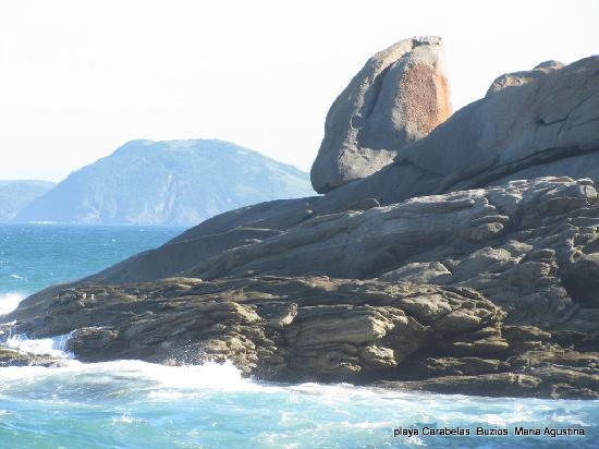 Caravelas Beach: hermoso paisaje!!