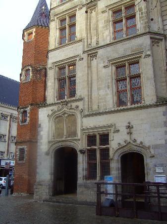 Town Hall Belfry Otc Lille O Duhamel Picture Of Office De
