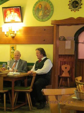 Gasthof Hofwirt : Friendly people