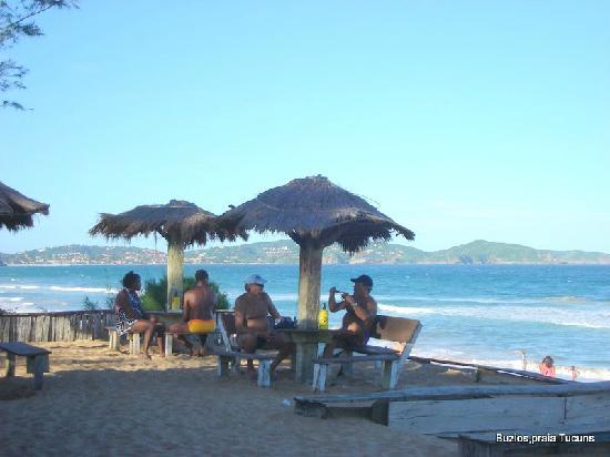 Tucuns Beach : Praia amplia, abierta, aguas azules,muy tranquila, alejada del ruido, para descansar....