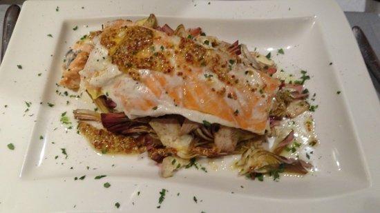 Ristorante Pizzeria Gustavino: Wonderful Salmon