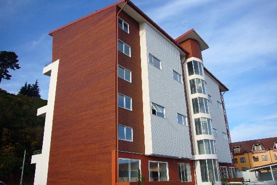 Surterra apart hotel desde puerto montt chile for Appart hotel 33