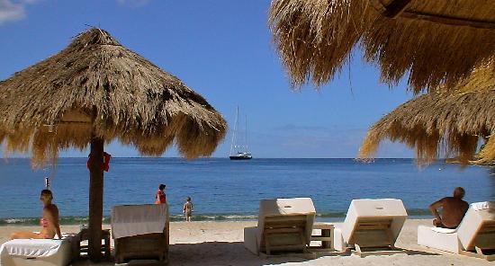Fond Doux Plantation & Resort: jalousie beach