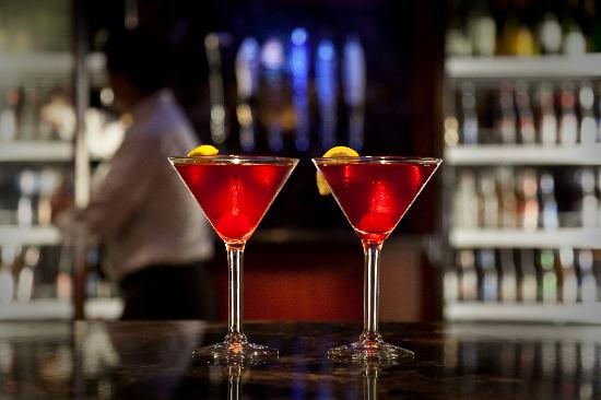 17th Street Grill at Timberlake Lodge : Classy Cocktails to Accompany Up Scale Dinner Menu