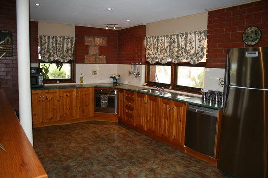 Endilloe Lodge B&B: kitchen